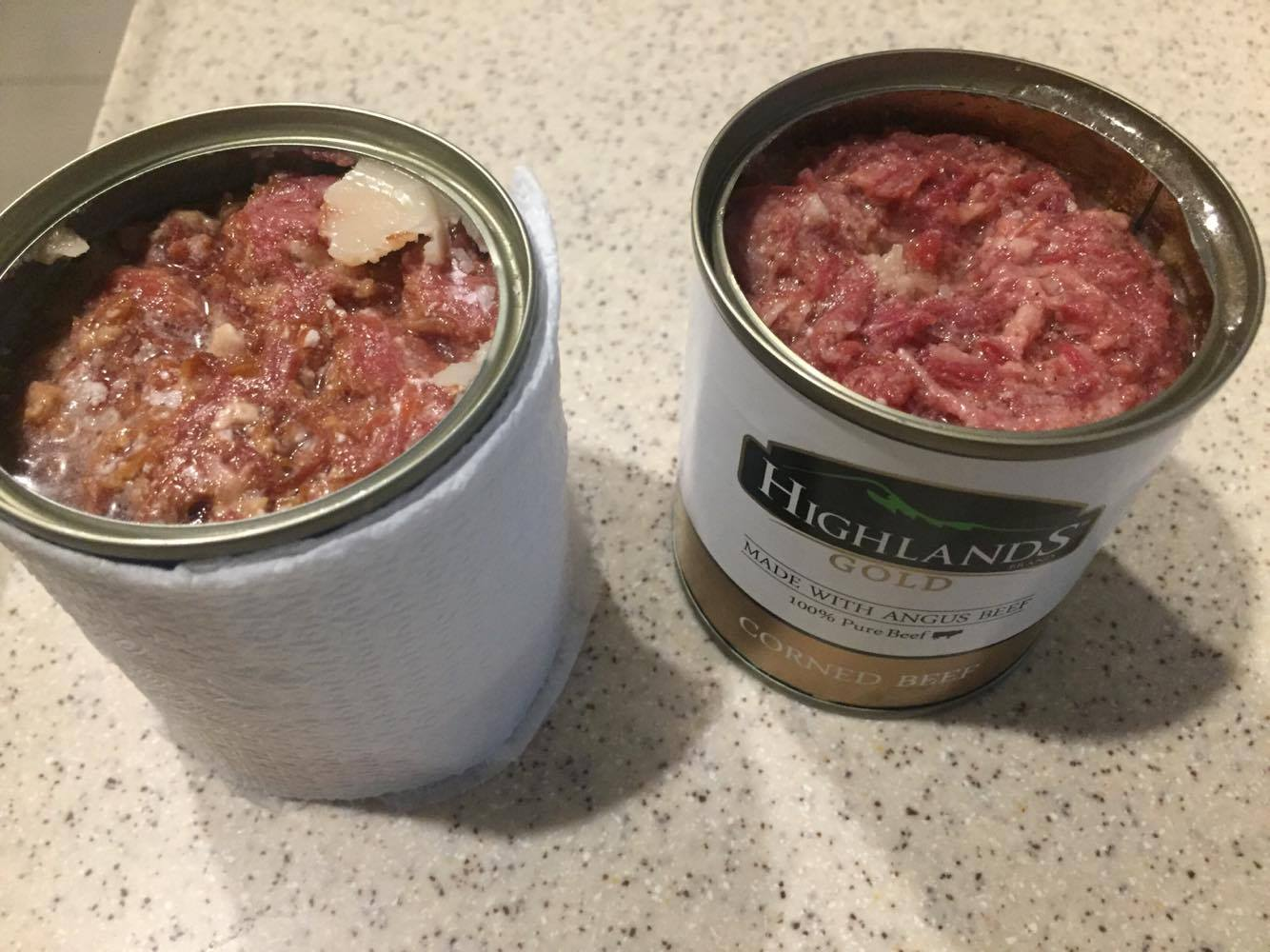 Brand X vs Highlands Gold Corned Beef